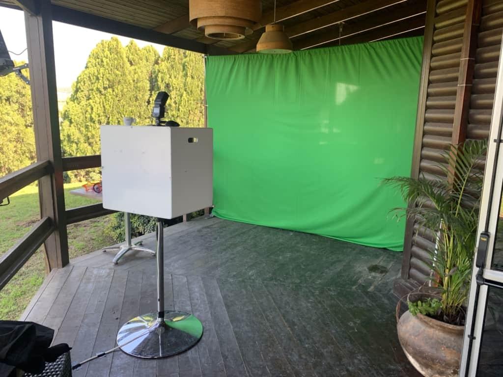 סטודיו מסך ירוק FaceIt
