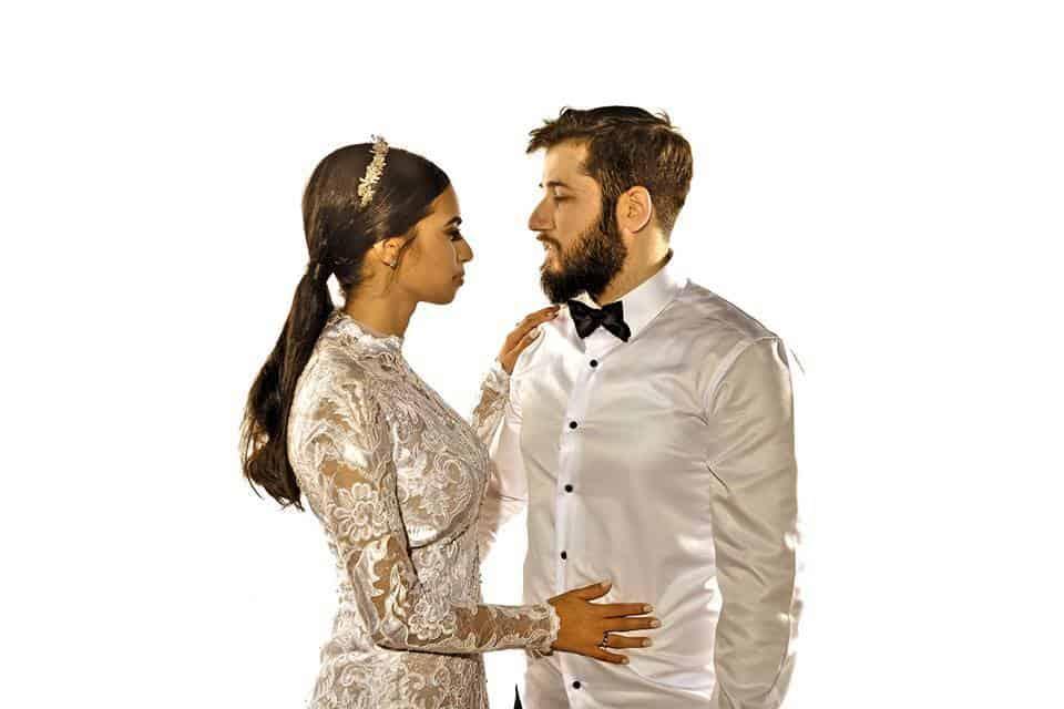 נישאים טריים במסך הלבן שלנו