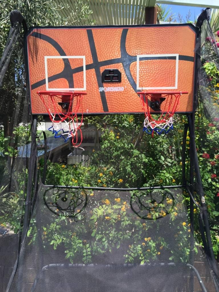 כדורסל - אטרקציה לבר מצווה FaceIt