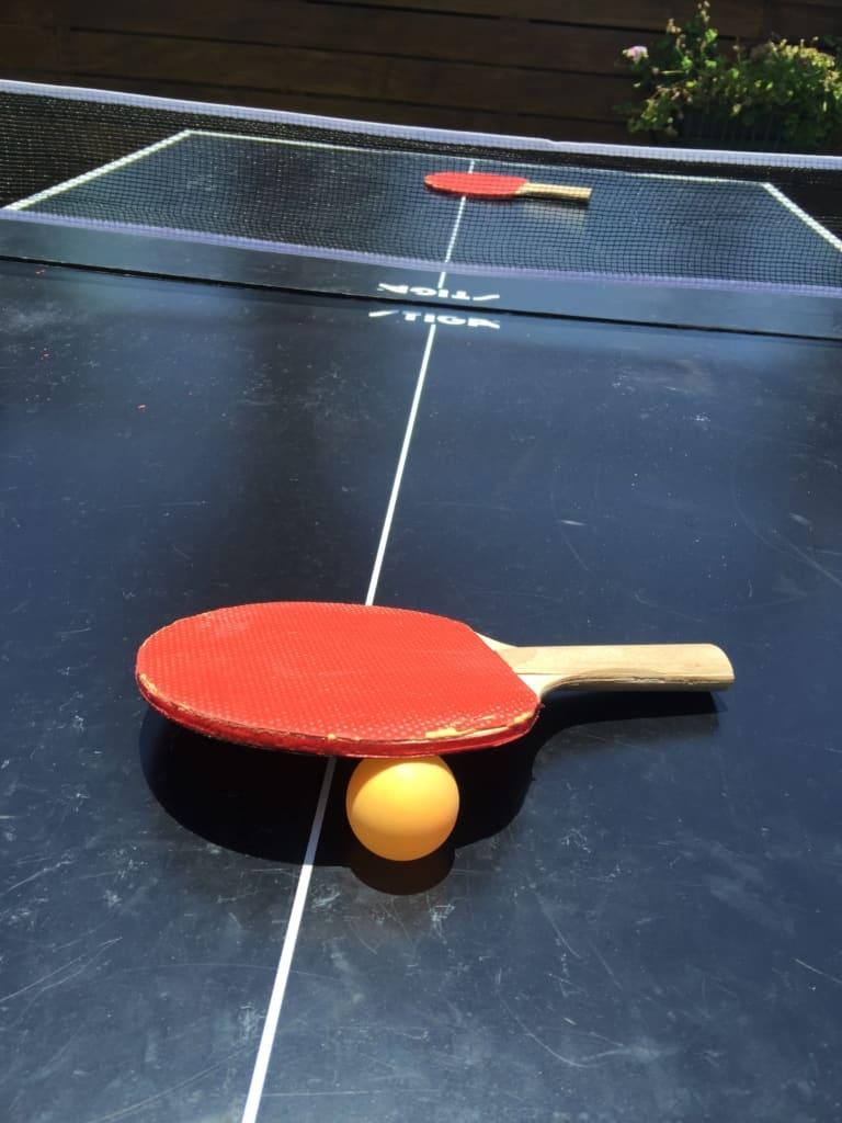 טניס שולחן - אטרקציה לבר מצווה FaceIt