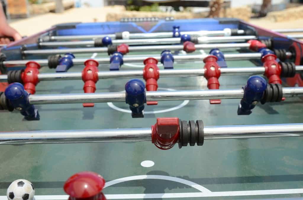 כדורגל שולחן לאירועים - FaceIt